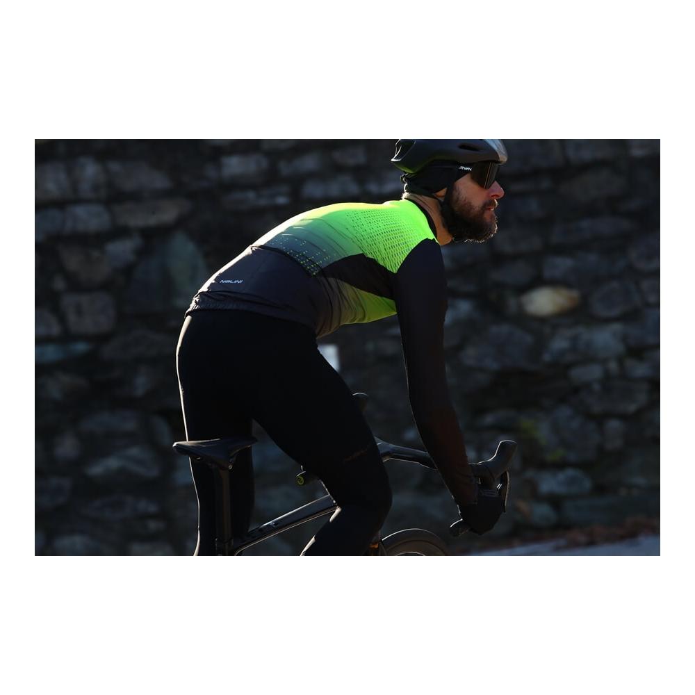 Bluza kolarska Nalini B0W Criterium 4050 III