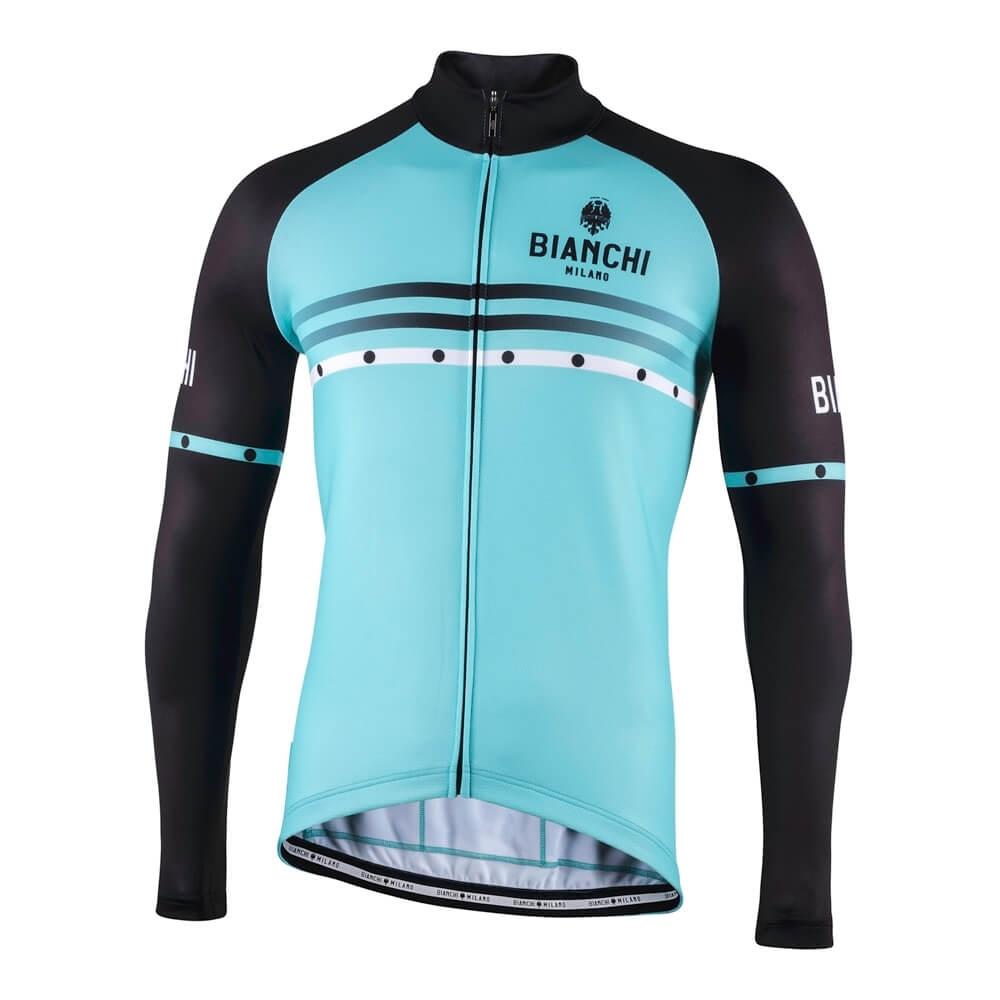 Bluza kolarska Bianchi Milano Piantedo 4300 fr