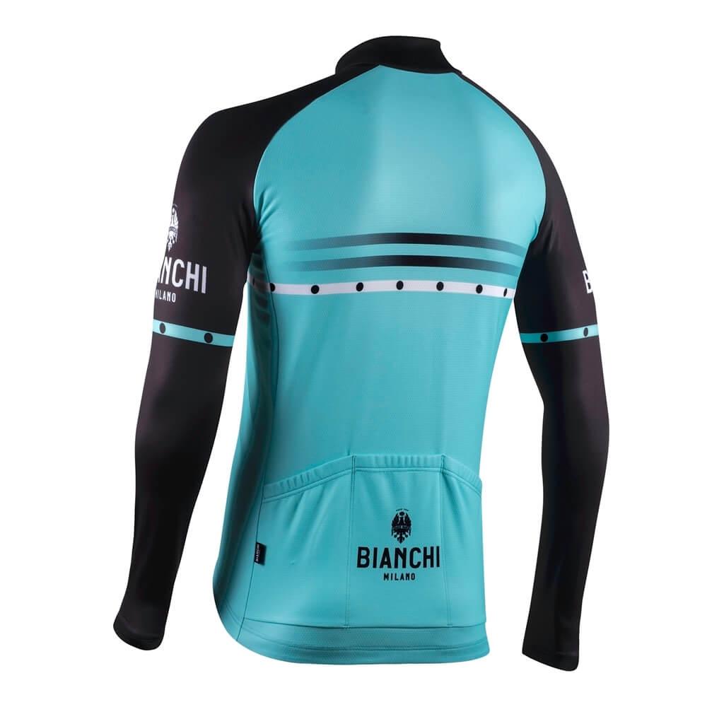Bluza kolarska Bianchi Milano Piantedo 4300 bk