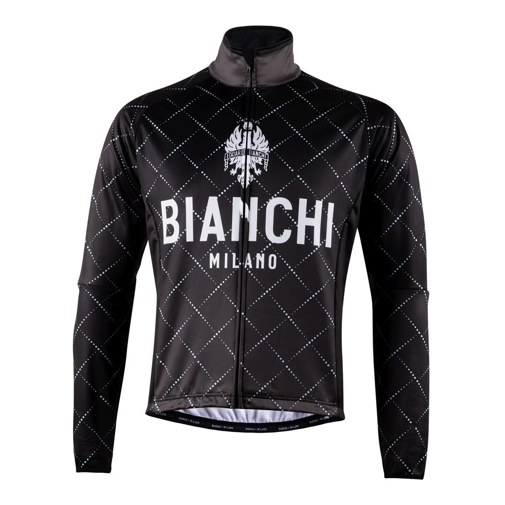 Kurtka kolarska Bianchi Milano Traona 4000 fr