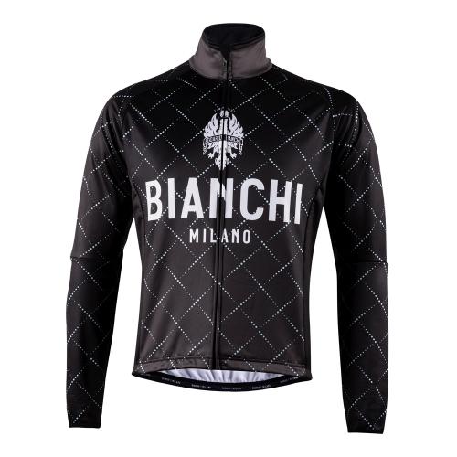 Kurtka kolarska Bianchi Milano Traona 4000