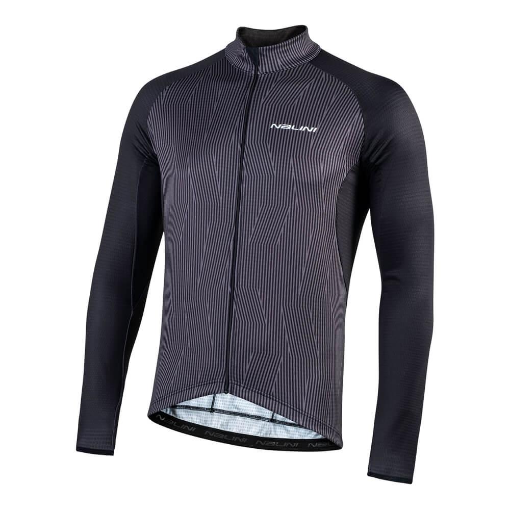 Bluza kolarska Nalini B0W Classica Jersey 4010 fr