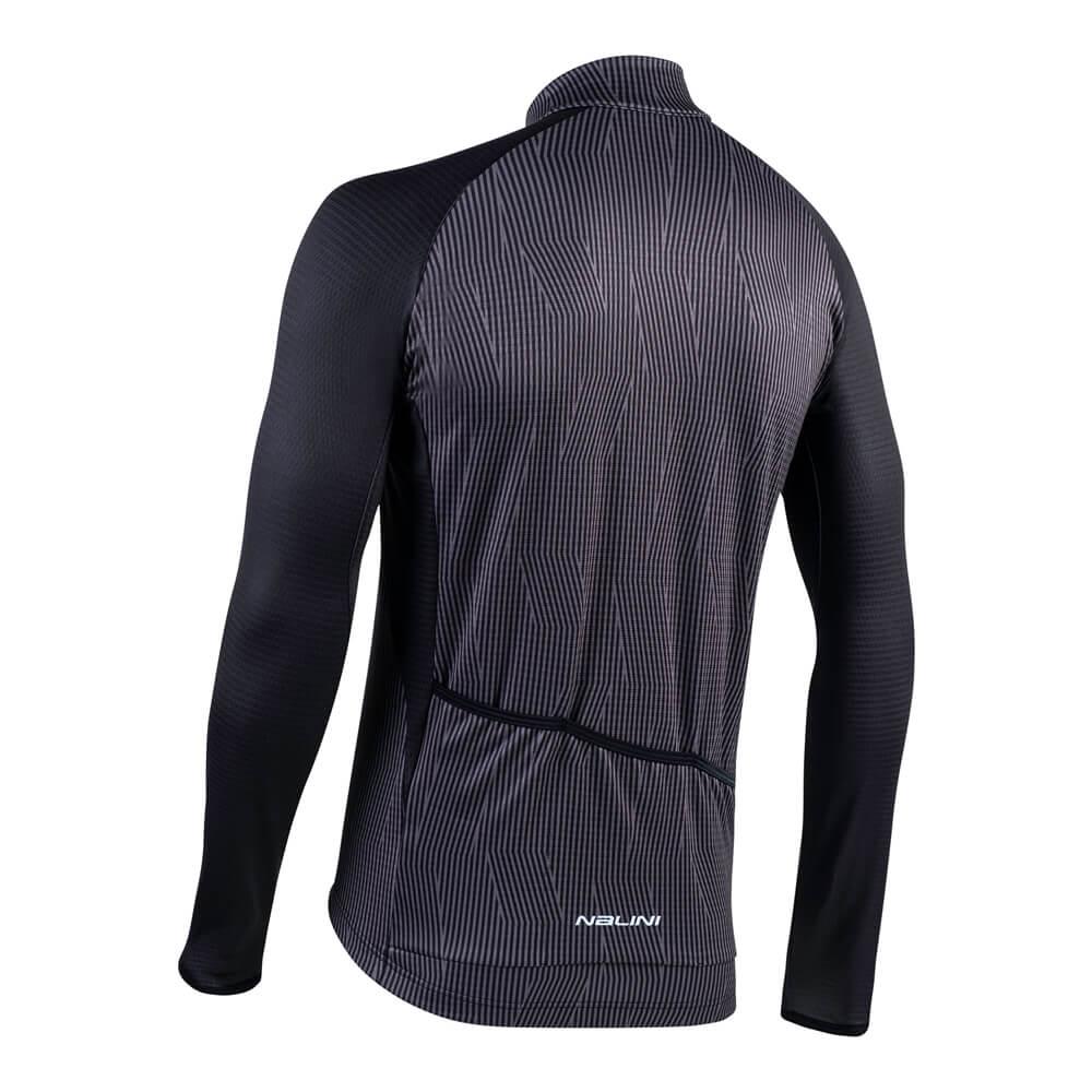 Bluza kolarska Nalini B0W Classica Jersey 4010 bk