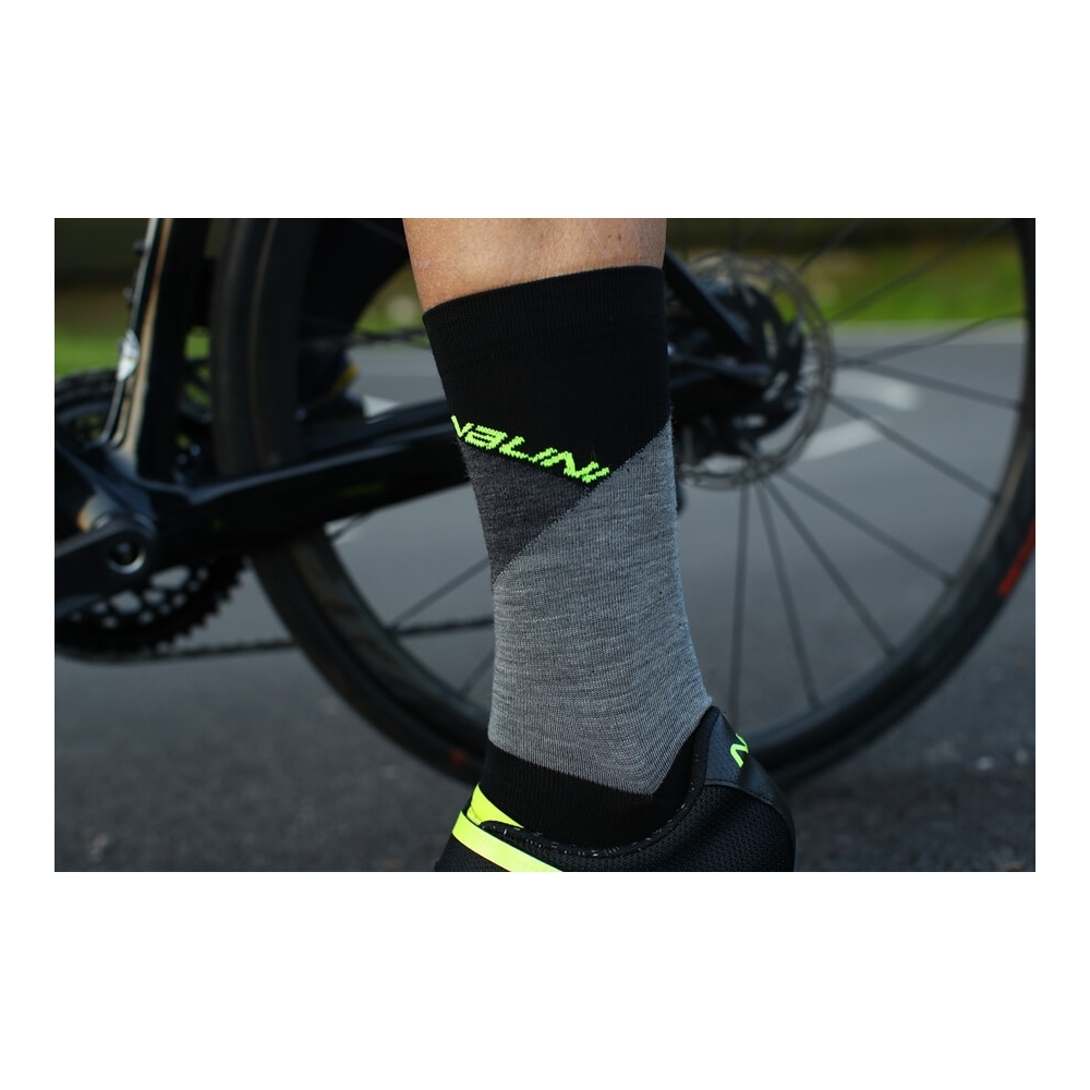 Skarpetki kolarskie Nalini B0W Wool 4100 I