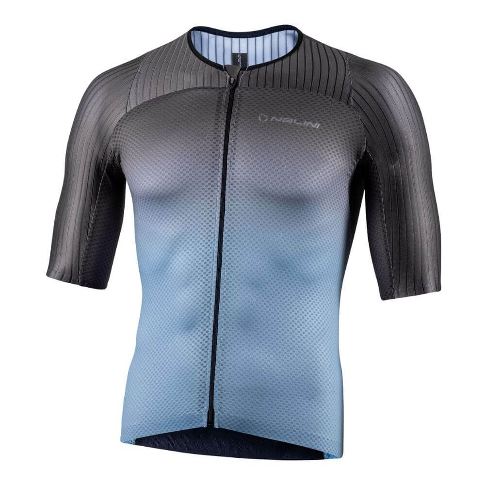 Koszulka kolarska Bas Ergo Fit 4010 przod