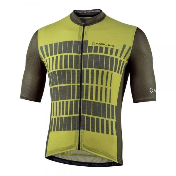 Koszulka kolarska Bas Wool SS 4220 przod