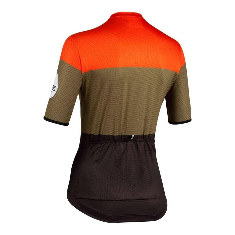 Koszulka kolarska Gordona 4120 tyl