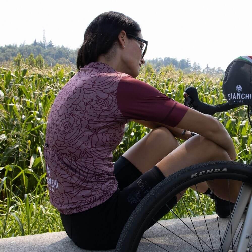 Koszulka kolarska Sosio 4110 4