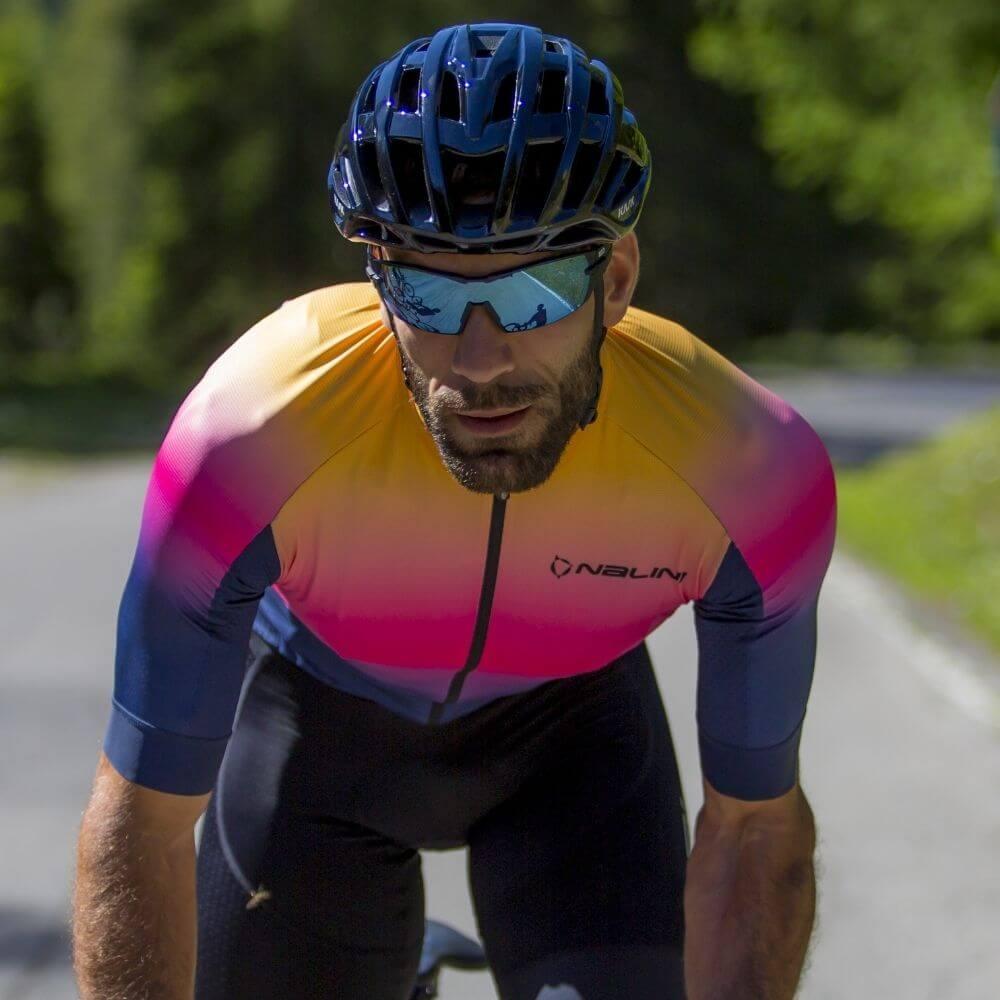 Koszulka kolarska Bas Speed Jersey 4100 2