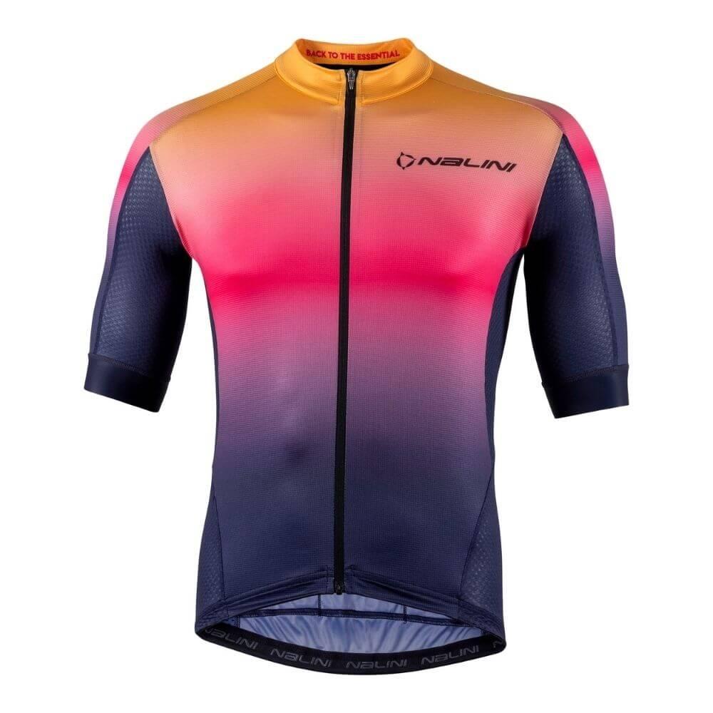 Koszulka kolarska Bas Speed Jersey 4100 przod