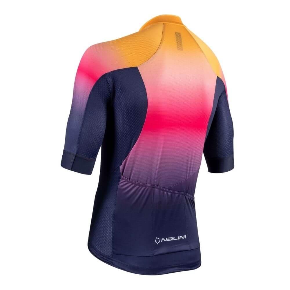 Koszulka kolarska Bas Speed Jersey 4100 tyl