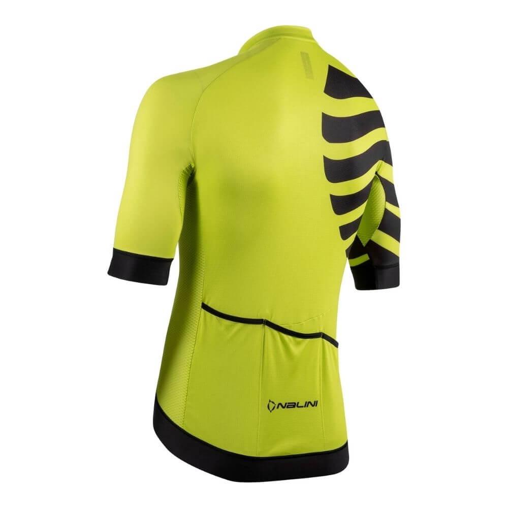 Koszulka kolarska Bas Stripes Jersey 4400 tyl