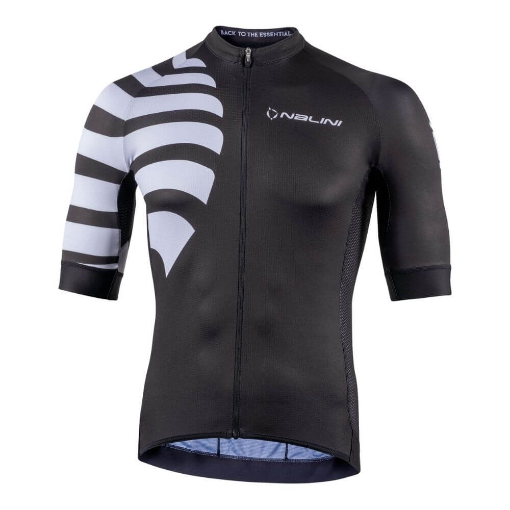 Koszulka kolarska Bas Stripes Jersey 4000 przod