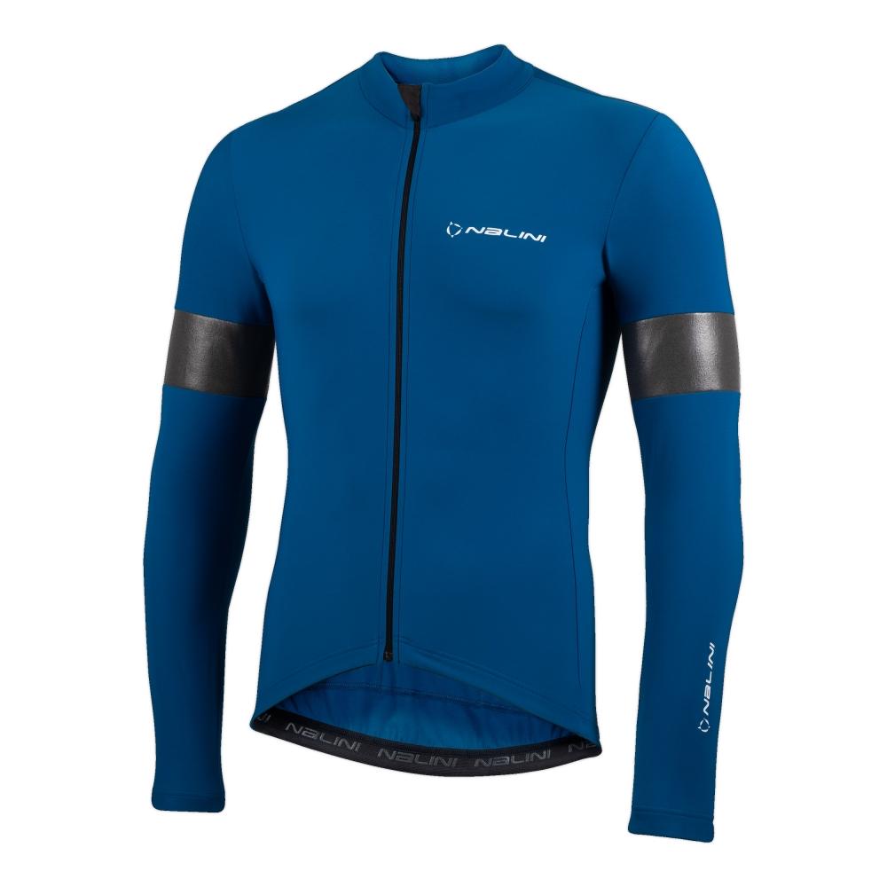 Bluza kolarska Nalini Warm Reflex Jersey 4210