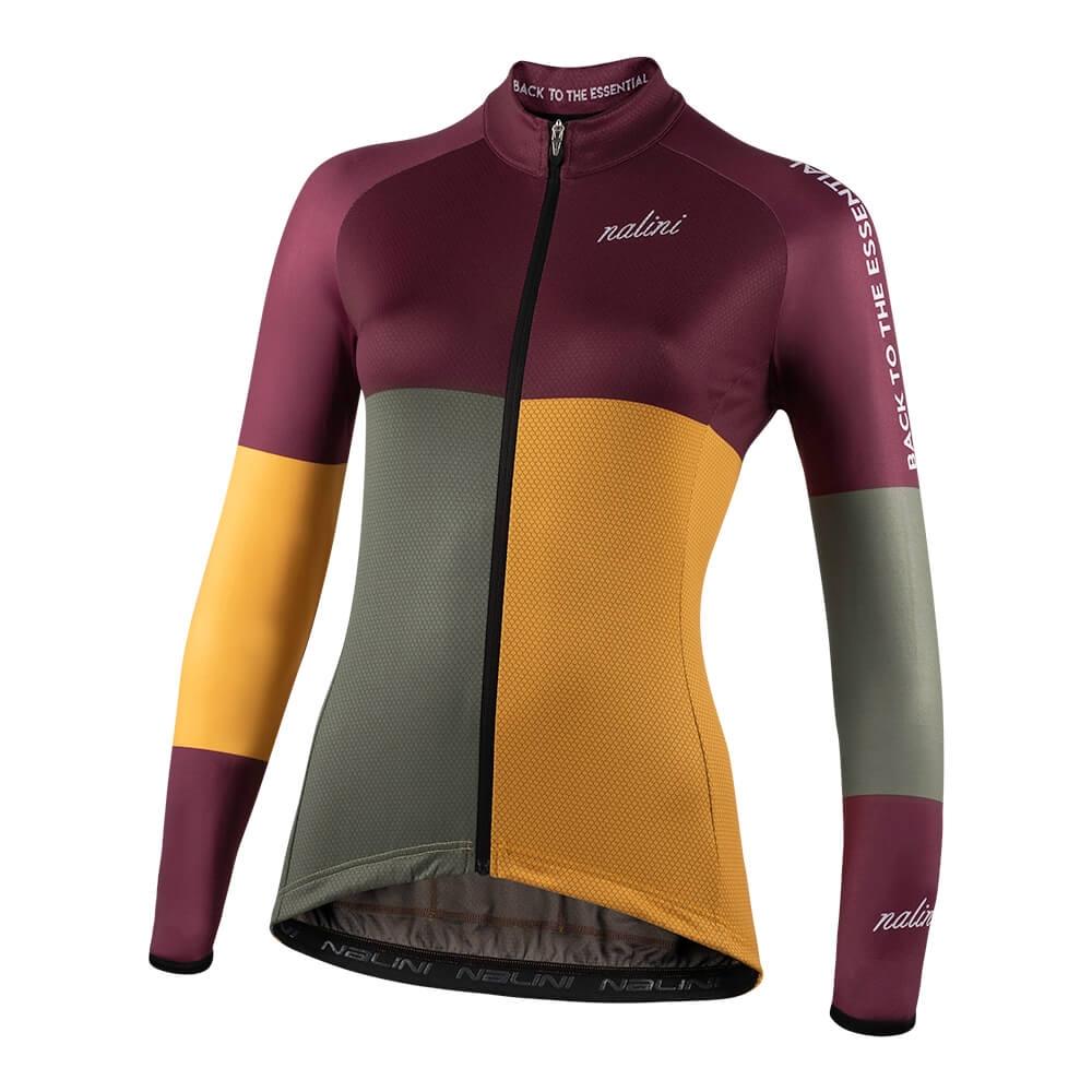 Bluza kolarska Nalini LS Color Lady Jersey 4009