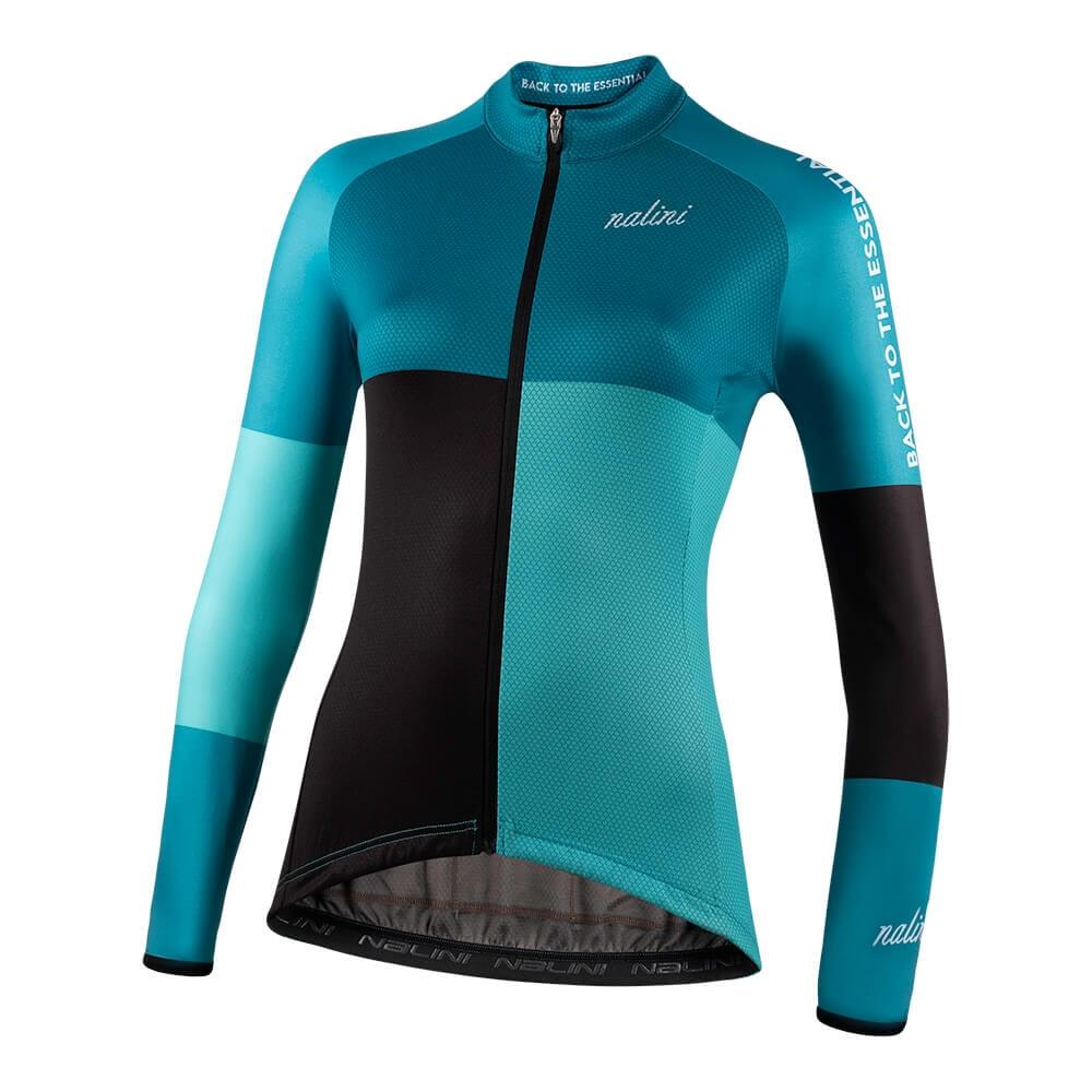 Bluza kolarska Nalini LS Color Lady 4200
