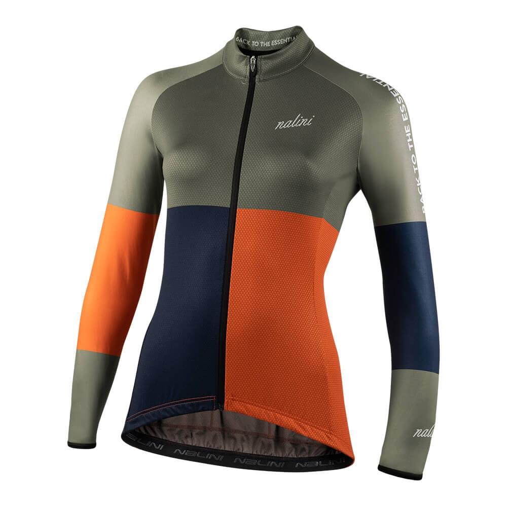 Bluza kolarska Nalini LS Color Lady Jersey 4400
