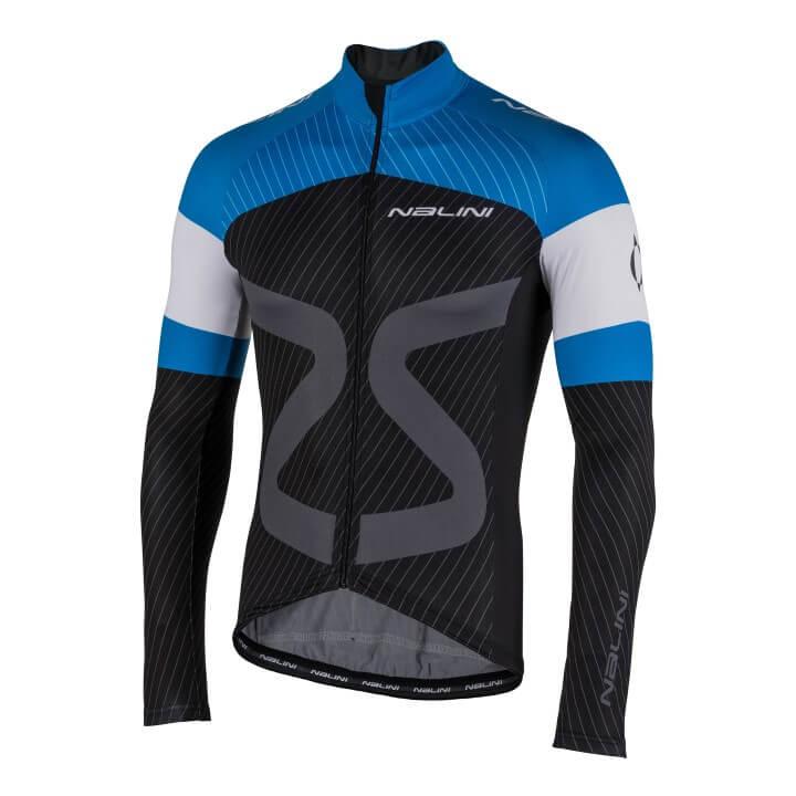 Bluza kolarska Nalini TC LS czarno niebieska 4200_g_TCTi_4200_front (Custom)