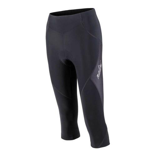 Damskie spodnie kolarskie Lady Knickers czarne 4000