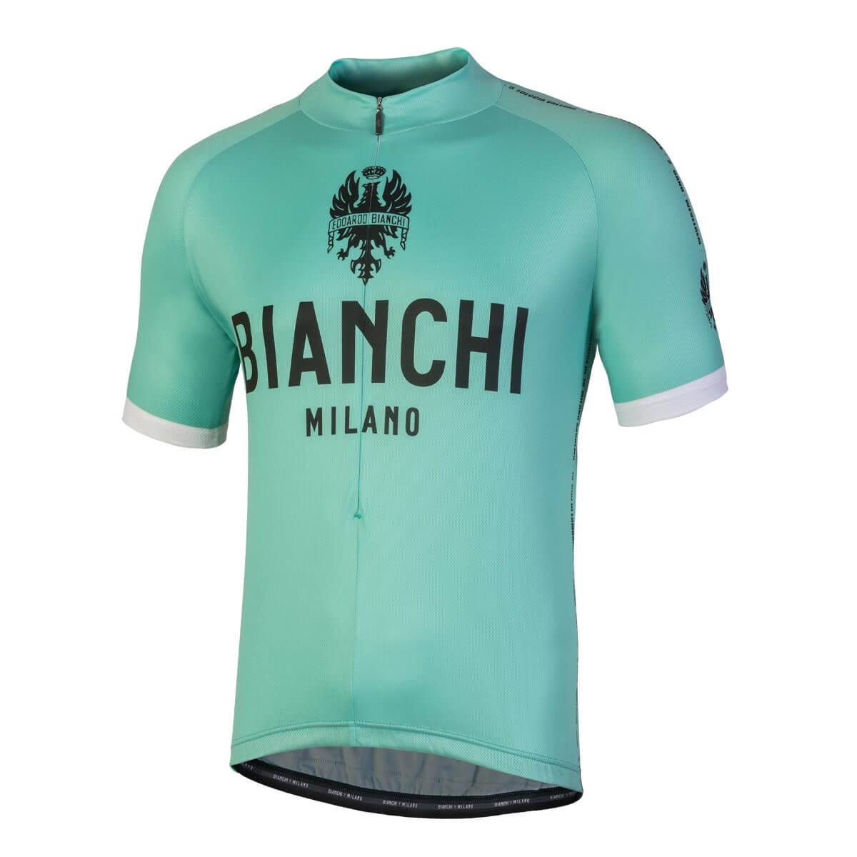 Koszulka Kolarska Bianchi Milano Pride