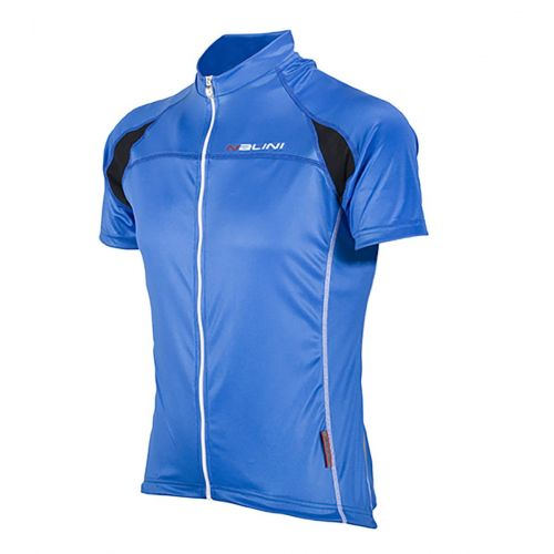 Koszulka kolarska Nalini Karma Ti niebieska